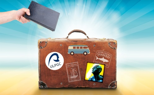 Llena tu maleta de libros de viaje