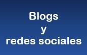 Blogs y redes sociales 2